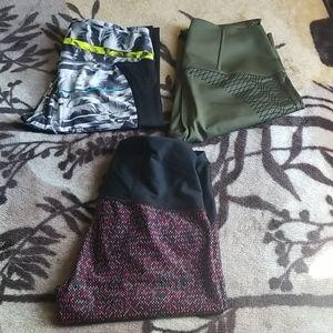 3 puma leggings